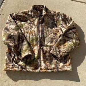 Men's CABELA'S windproof camo coat